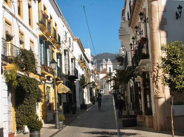 Oude binnenstad Marbella