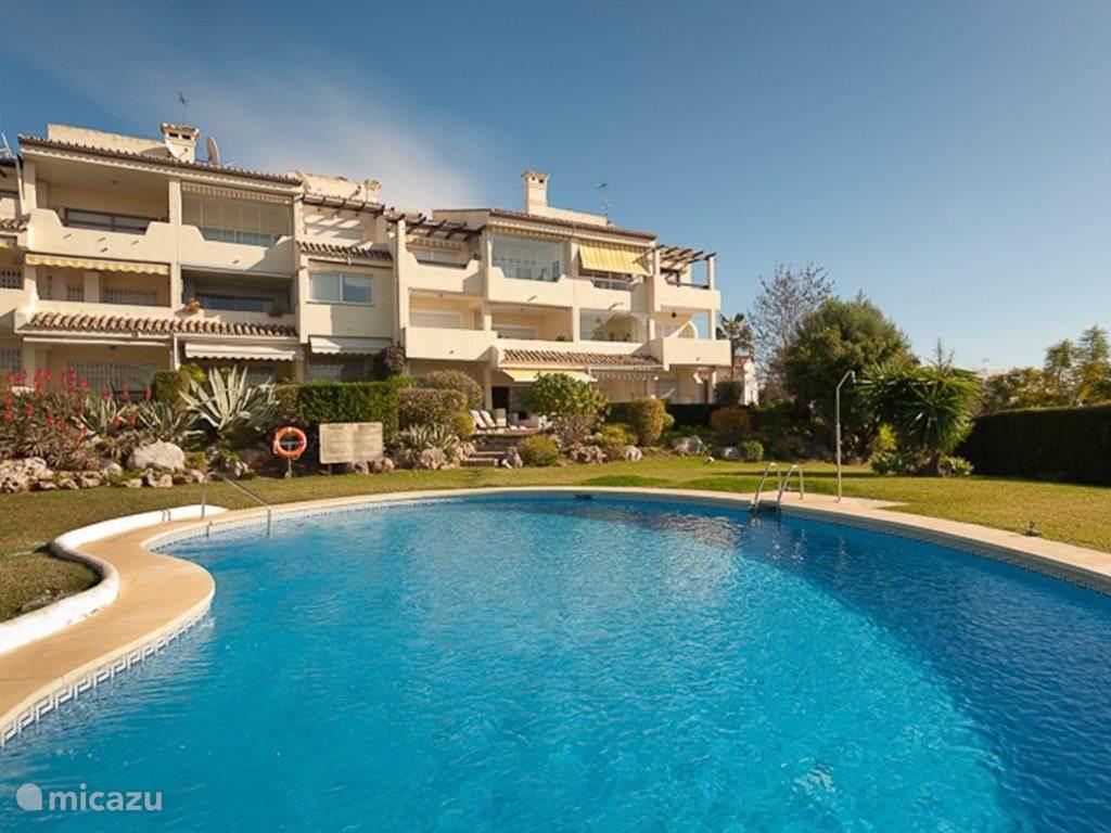 Vakantiehuis Spanje, Costa del Sol, Marbella - appartement Appartement Tobago