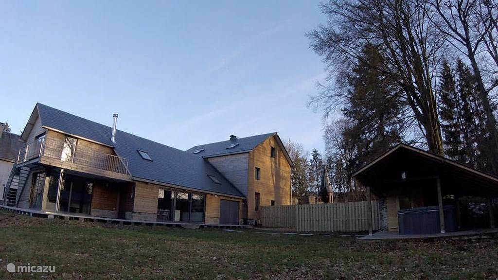 Rent holiday house The Meute in Vielsalm, Ardennes, Belgium - Micazu