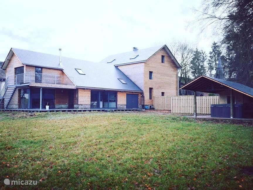 Ferienwohnung Belgien, Ardennen, Vielsalm Ferienhaus Die Meute