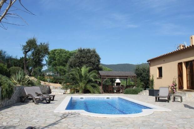 Vacation rental Spain, Costa Brava, Calonge villa Villa Moli de Vent