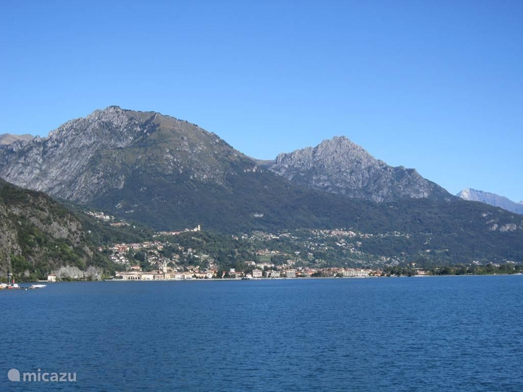 250m from the beautiful lake of Lugano.