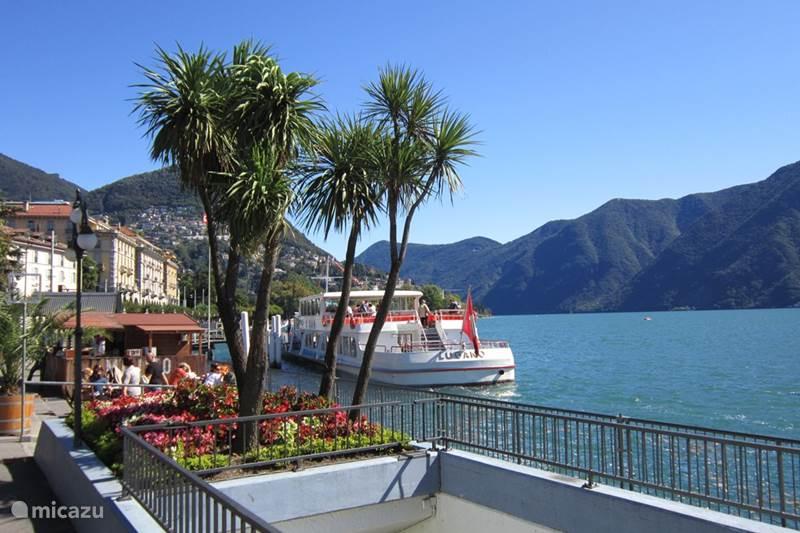 Vakantiehuis Italië, Italiaanse Meren, Porlezza Chalet Milano 100