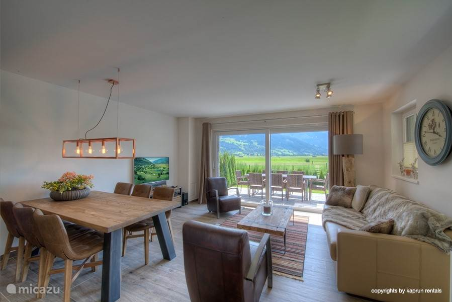 Vacation rental Austria, Salzburgerland, Piesendorf Apartment Deer and Dear Luxury Chalet, App. B