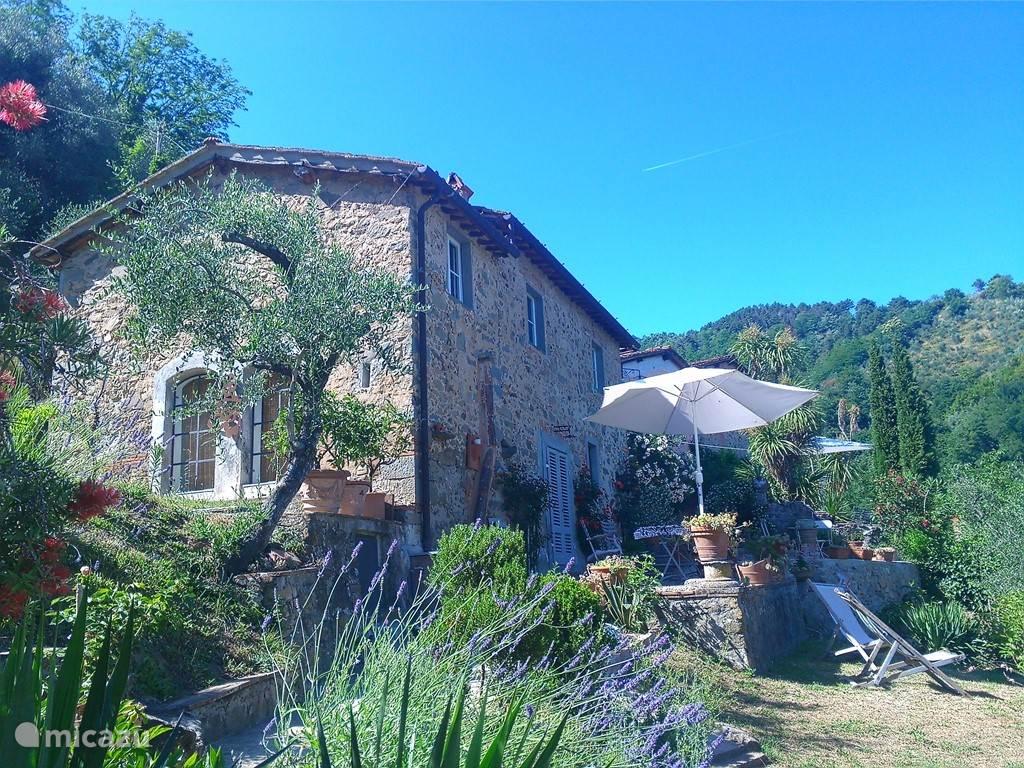 Vakantiehuis Italië, Toscane, Pescia Vakantiehuis Paradiso sul Monte