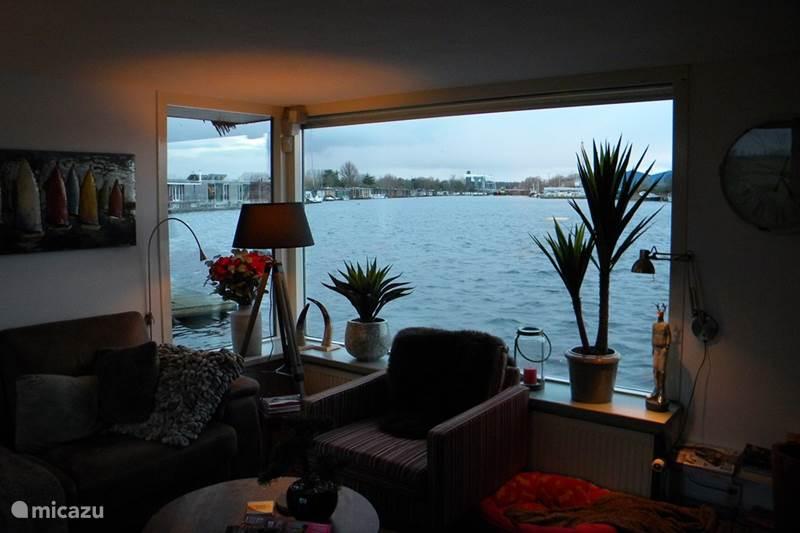 Vakantiehuis Nederland, Noord-Holland, Weesp Camper / Jacht / Woonboot Droomboot op De Vecht