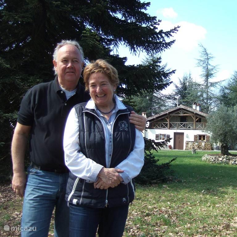 Rita en Ron Lazet