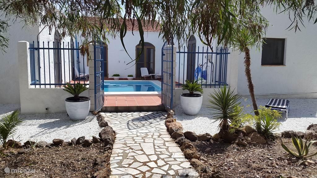 Vakantiehuis Spanje, Andalusië, Bedar villa Casa del palmeria