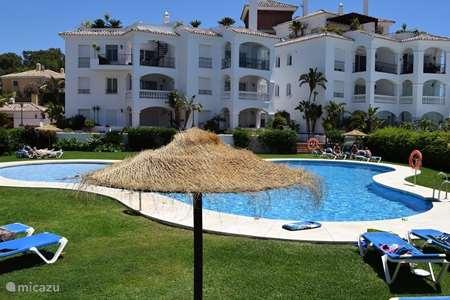 Vacation rental Spain, Costa del Sol, Mijas Costa apartment Apartment Jazmin