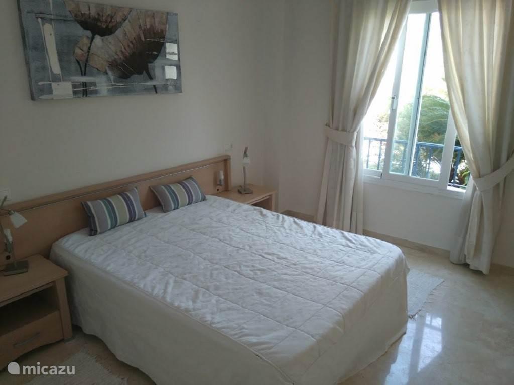 Master bedroom appartement Jazmin
