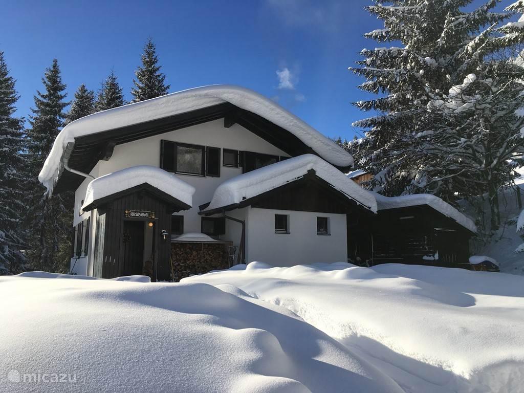 Vacation rental Austria, Styria, Tauplitz - chalet Chalet Tauplitz