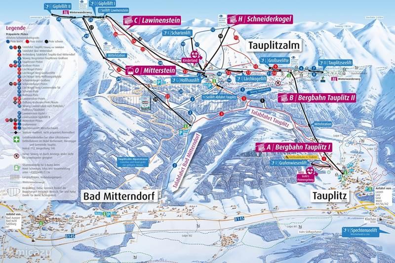 Vacation rental Austria, Styria, Tauplitz Chalet Chalet Tauplitz