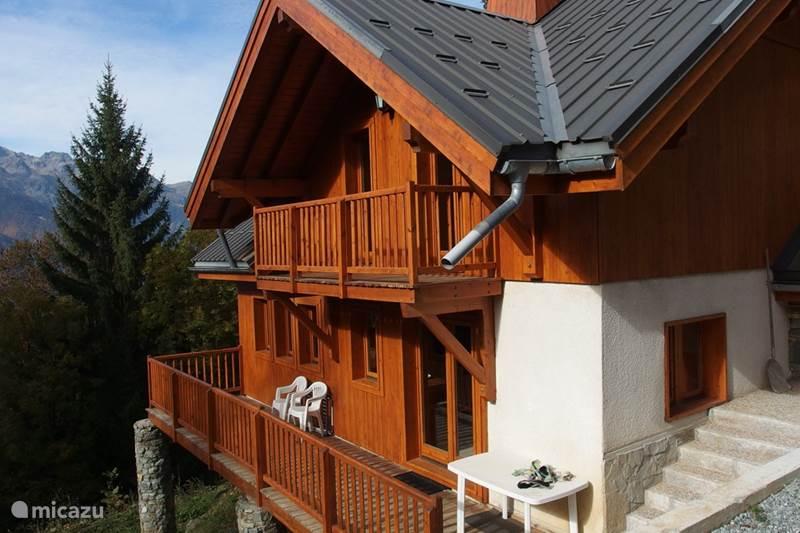 Vakantiehuis Frankrijk, Isère, Oz-en-Oisans Chalet SportChalet 33