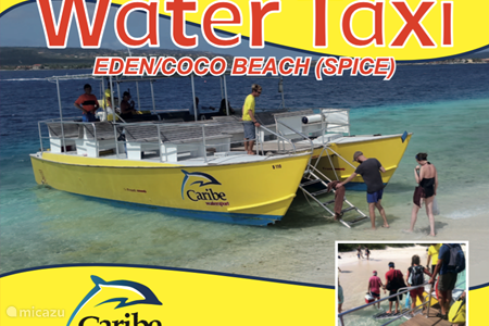 Wassertaxi nach Klein Bonaire