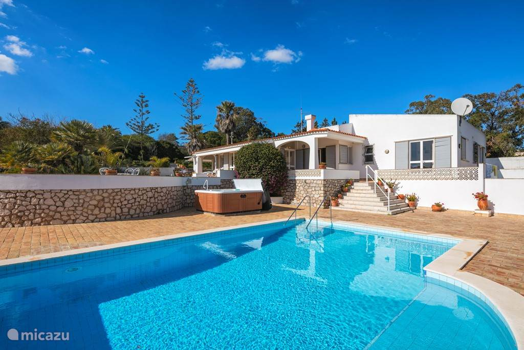 Vakantiehuis Portugal, Algarve, Lagos villa Colina Arenosa Albardeira Lagos
