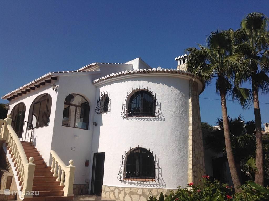 Vakantiehuis Spanje, Costa Blanca, Javea - villa Casa Anna Luna