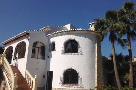 Vacation rental Spain, Costa Blanca, Javea villa Casa Anna Luna