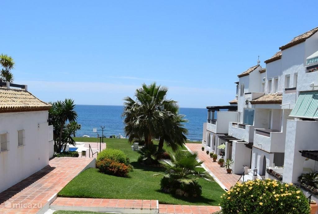 Vacation Rental Spain, Costa Del Sol, Mijas Costa Apartment Apartment Playa  De La Lucera II ...