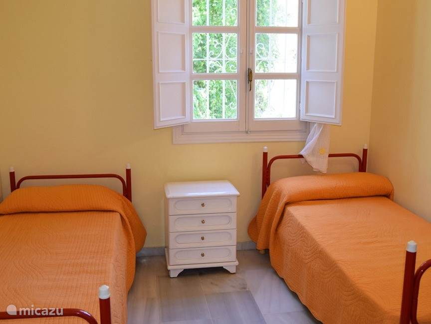 Slaapkamer 3 appartement Playa de la Lucera II
