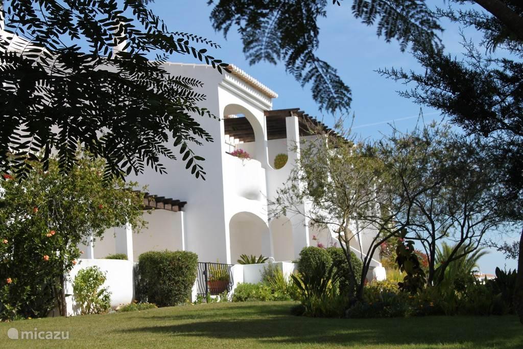 Vakantiehuis Portugal, Algarve, Alvor appartement Laranja, appartement met zeezicht