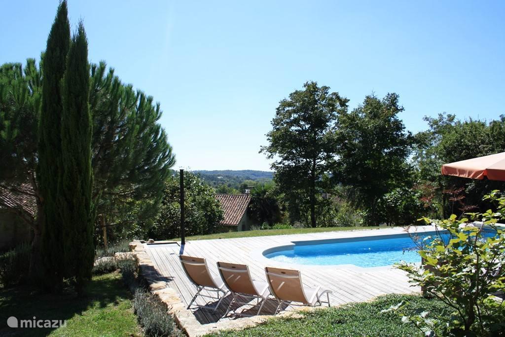 Zwembad La Verte