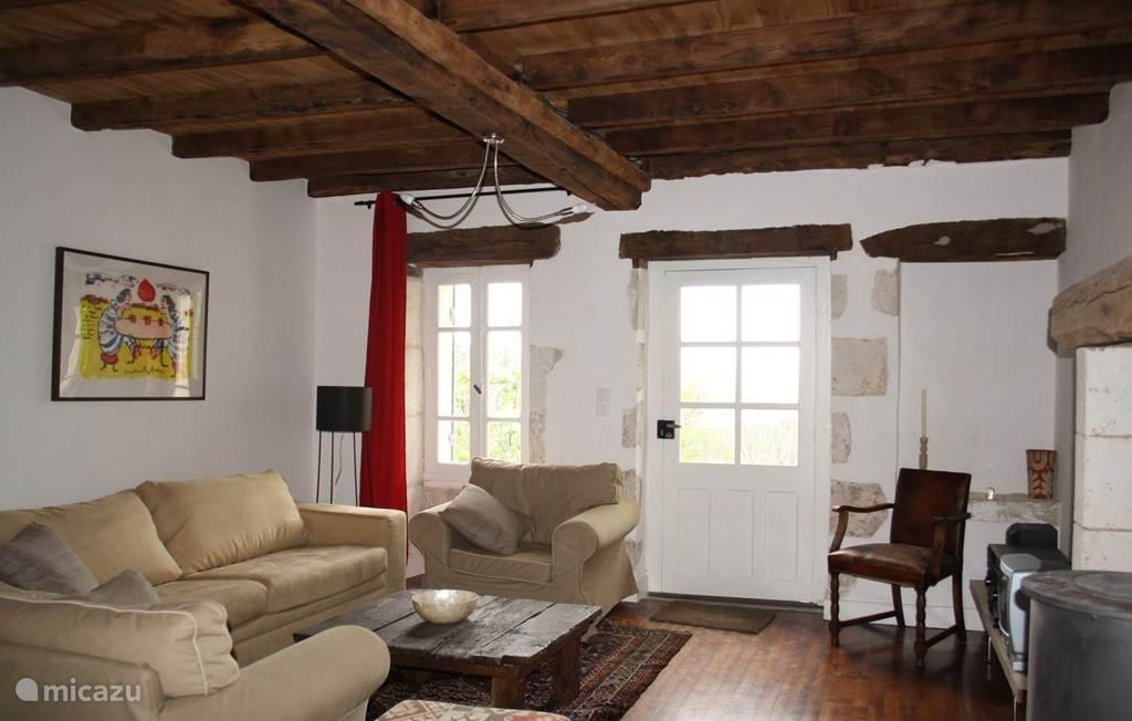 Huiskamer Le Trincou