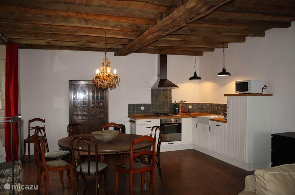 Keuken Le Trincou