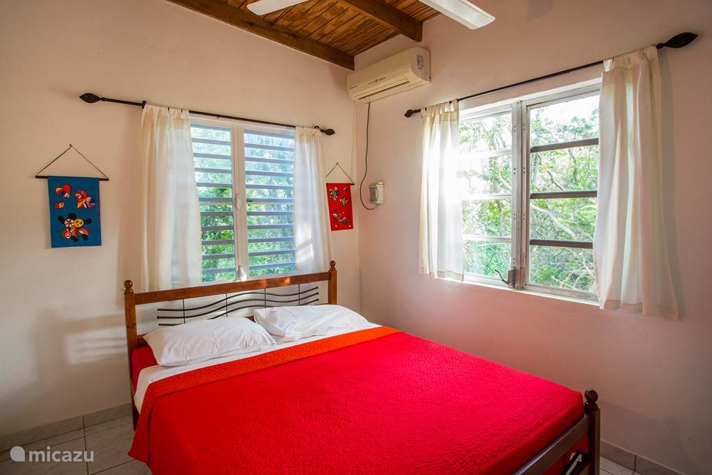 Bedroom apartments Wabi and Mahok