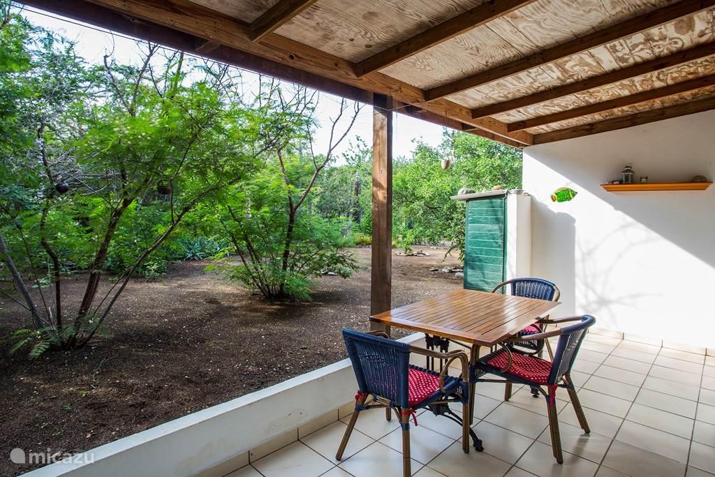 Terrace apartments Wabi and Mahok