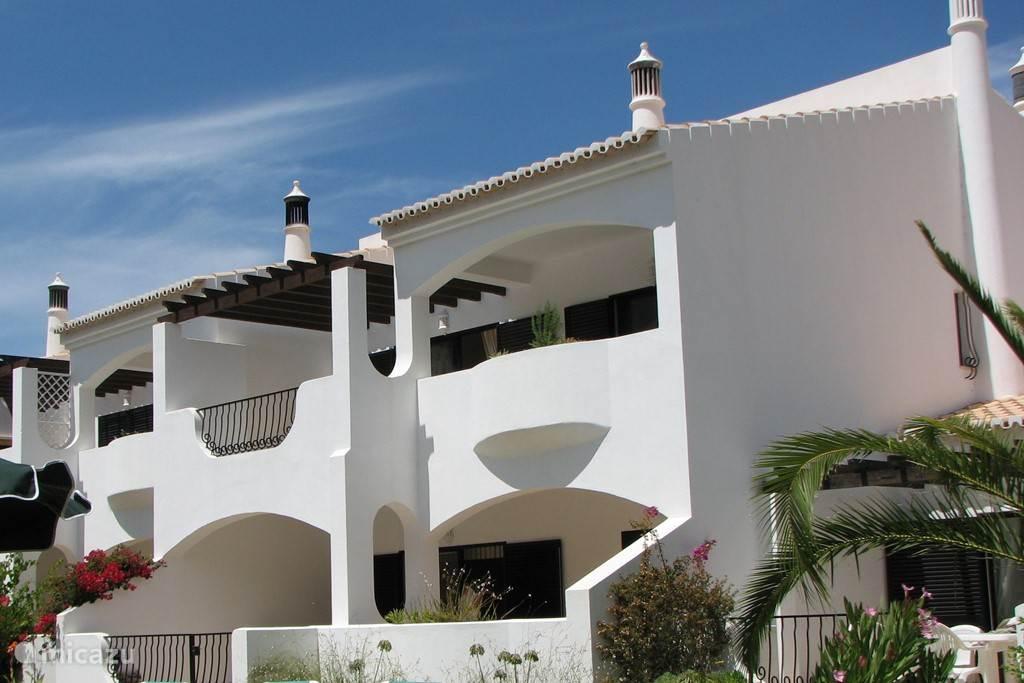 Vakantiehuis Portugal, Algarve, Alvor appartement Jacaranda, appartement aan zee