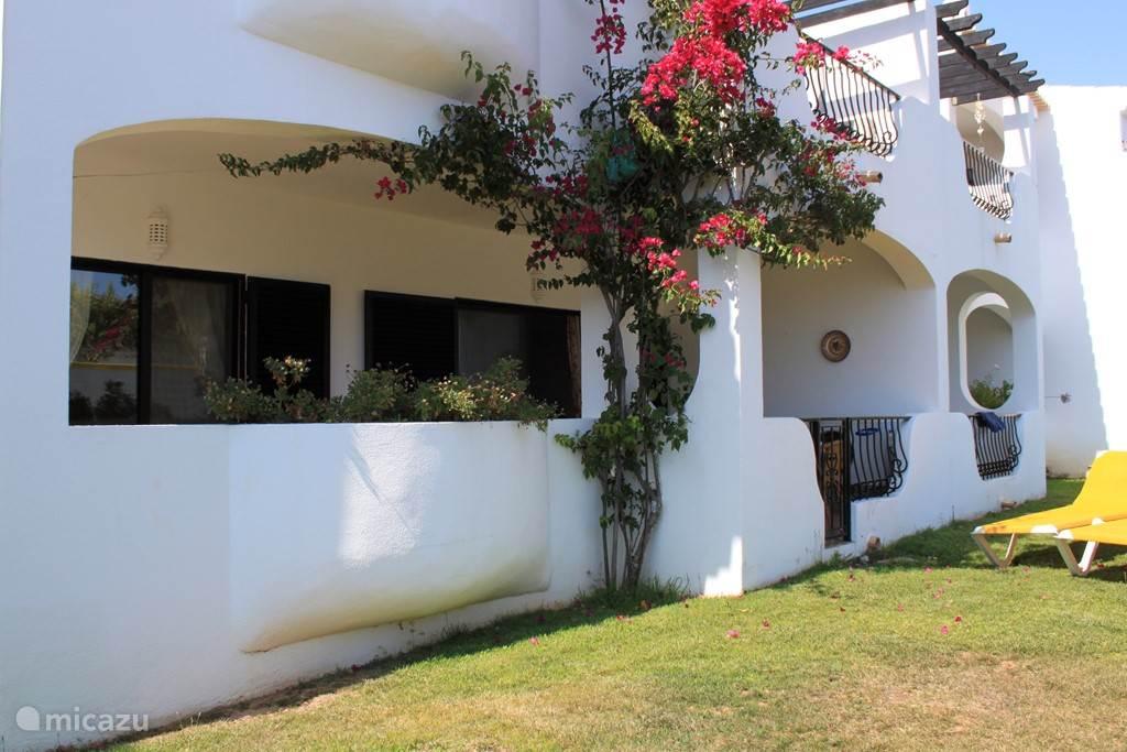 Vakantiehuis Portugal, Algarve, Alvor appartement Oliveira; strand, zee en zwembad