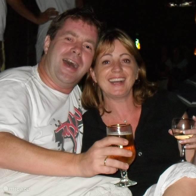Marianne en Roy Roelofs