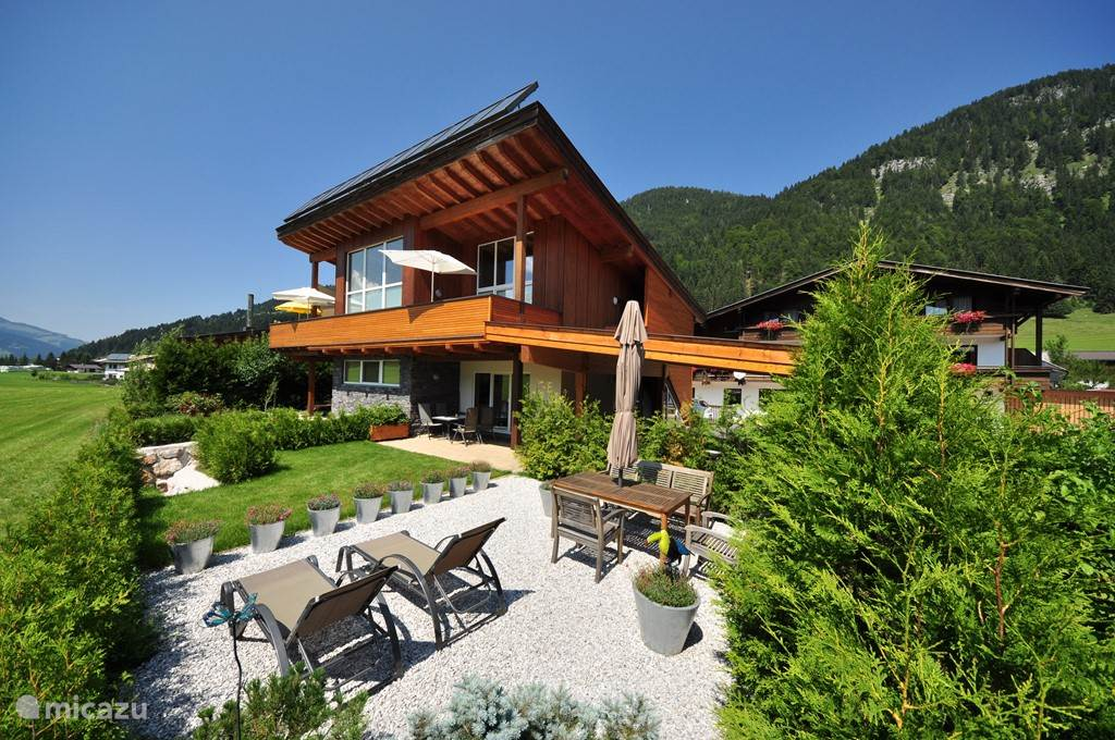 Vacation rental Austria, Tyrol, St. Jakob in Haus - apartment Villa-BellaVista (Ground floor)