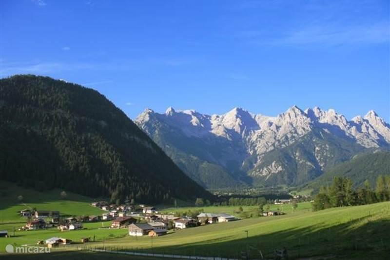 Vacation rental Austria, Tyrol, St. Jakob in Haus Apartment Villa-BellaVista (Ground floor)