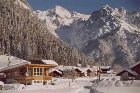 Vakantiehuis Oostenrijk, Tirol, St. Jakob in Haus appartement Villa-BellaVista Souterrain