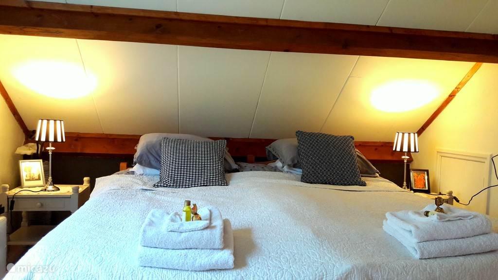 Windsurfen, Nederland, Noord-Holland, Wieringerwaard, bed & breakfast B&B De Pauw: Kamer Jopie Huisman