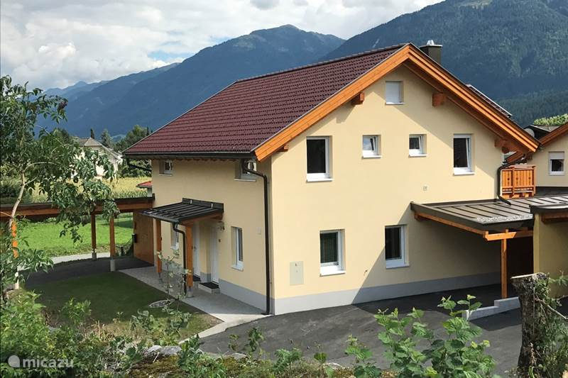 Vacation rental Austria, Carinthia, Kötschach-Mauthen Villa Villa Alpenrose