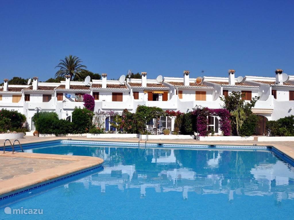 Vakantiehuis Spanje, Costa Blanca, Moraira - vakantiehuis Casa 6 Camarrocha Park