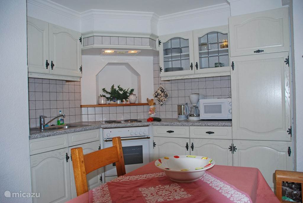 Kitchen alpenrose