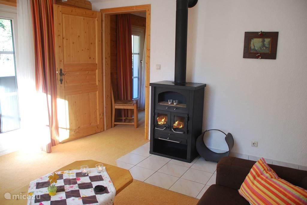 Living room Alpenrose