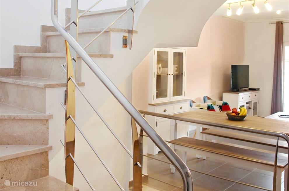 Vakantiehuis Spanje, Costa Blanca, Calpe vakantiehuis Casa Lucio - wandelafstand vd zee!
