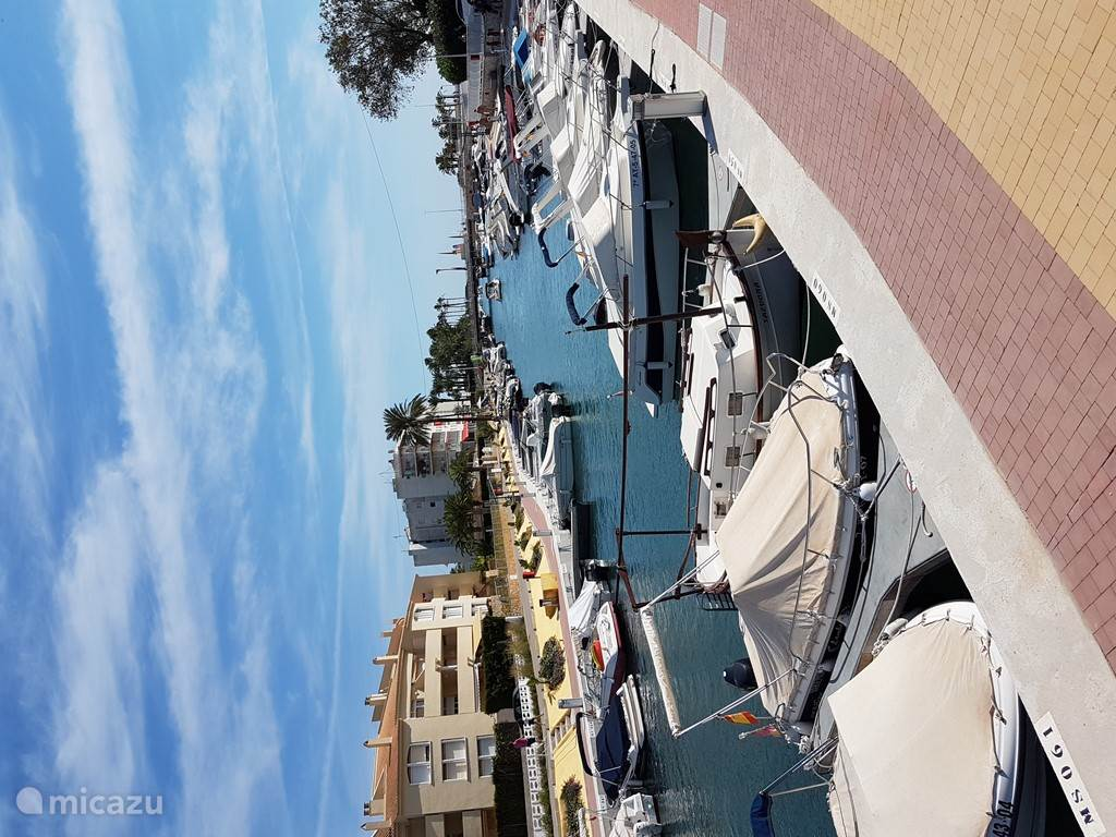 Vakantiehuis Spanje, Costa Blanca, Javea Appartement Duplex Appartement Bella Hermosa****