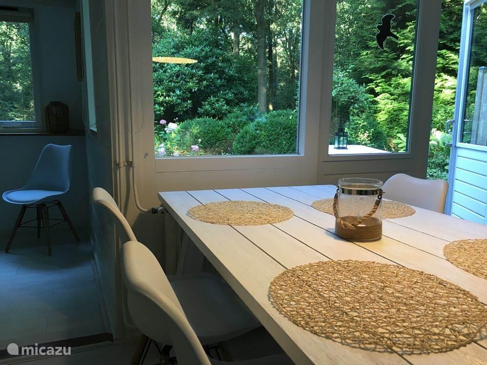 Vakantiehuis Nederland, Drenthe, Wateren Vakantiehuis Het Boshuisje