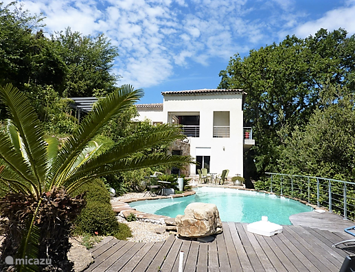 Vacation rental France, Provence, Draguignan villa Rosalinde