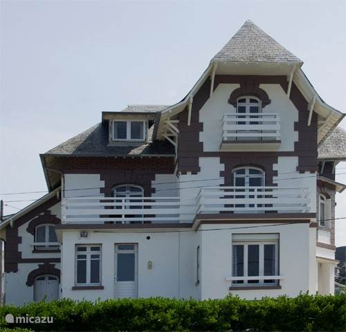 Vacation rental France, Normandy – apartment Residence du Mas Saskia