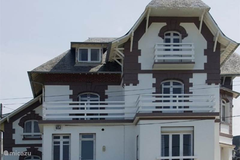 Vakantiehuis Frankrijk, Seine-Maritime, Criel-sur-Mer Appartement Residence du Mas  Saskia