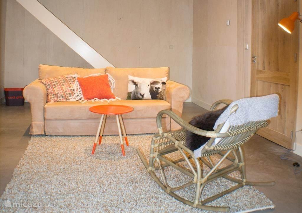 Vakantiehuis Nederland, Noord-Holland – appartement De Overhorn Appartement Schaap