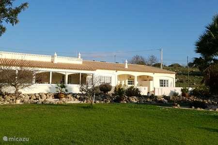 Vakantiehuis Portugal, Algarve, Burgau vakantiehuis Quinta de Sonho, Zuid-West Algarve.