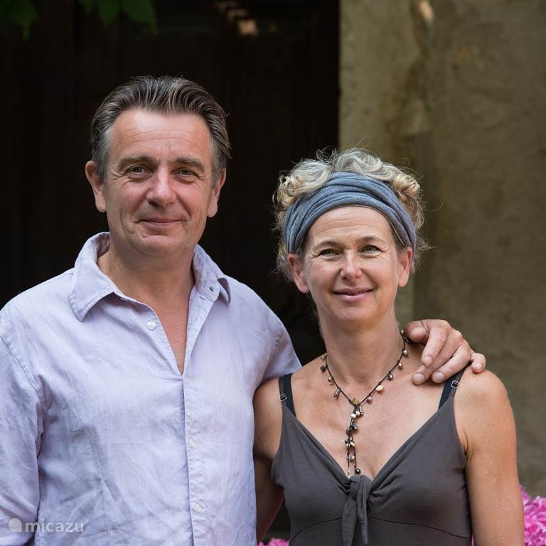Martin en Saskia Landman