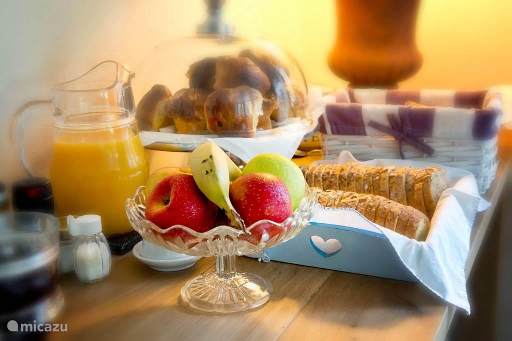 Ontbijt buffet